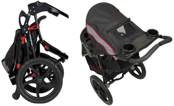 665a59940 Walmart  Baby Trend Jogging Stroller Only  59.88 Shipped (Regularly ...