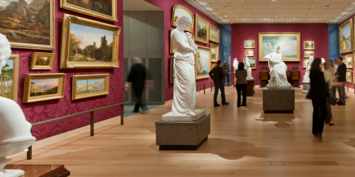 Bank of America & Merrill Lynch Customers: Free Museum Entrance On May 6th & 7th
