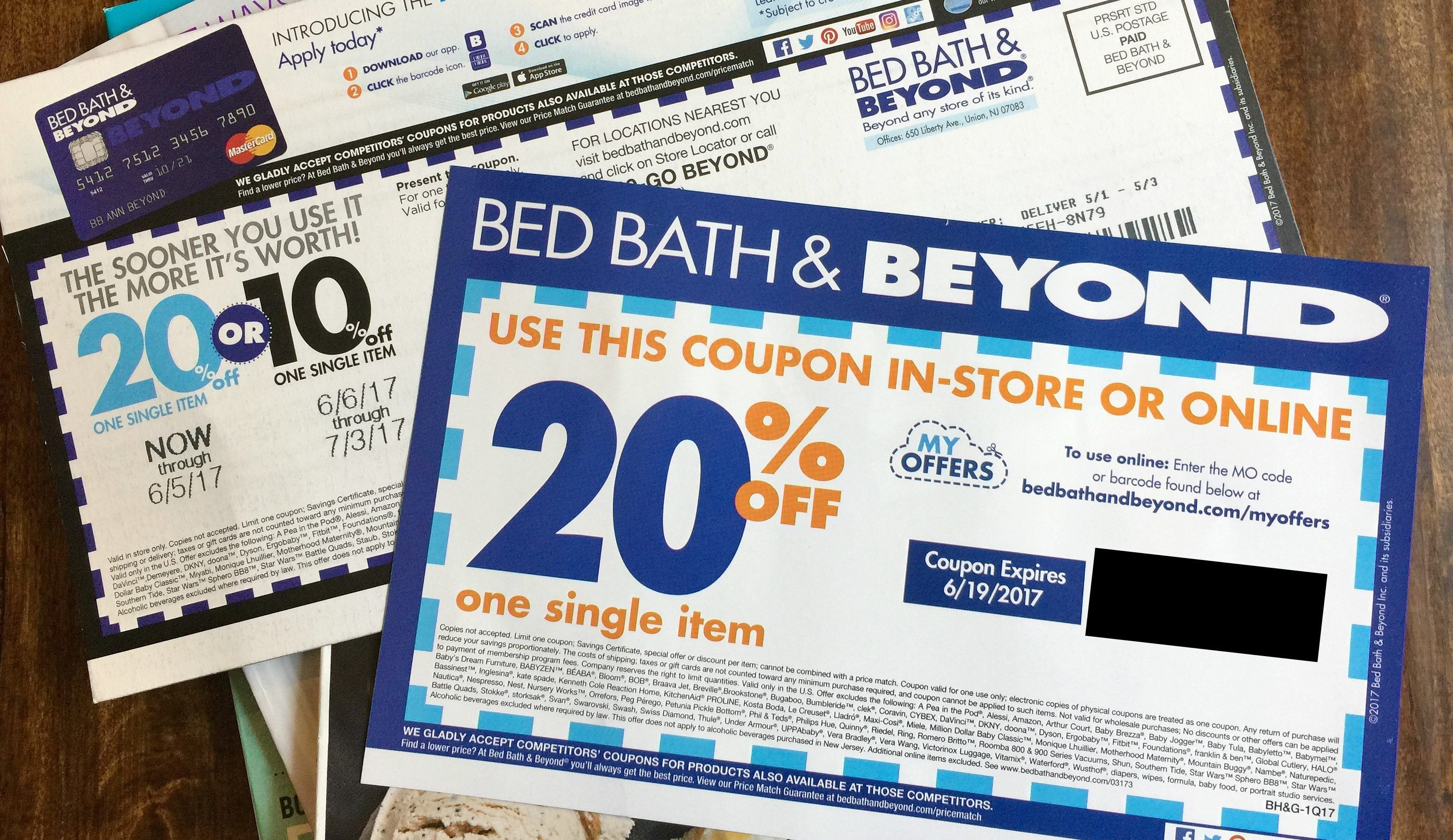 17 bed bath beyond money saving secrets - a 20% off coupon