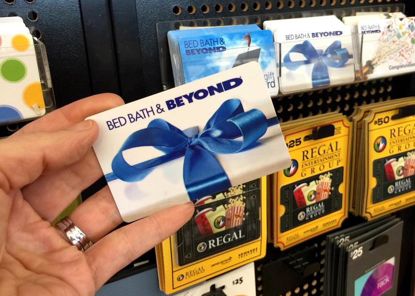 17 bed bath beyond money saving secrets -bed bath beyond gift cards