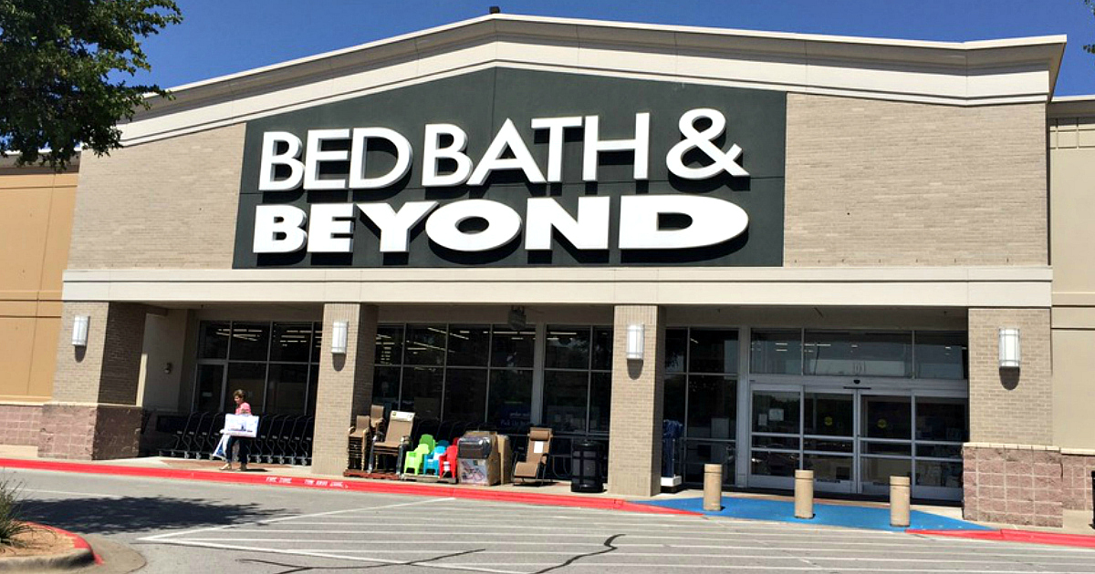 Bed Bath & Beyond Exterior