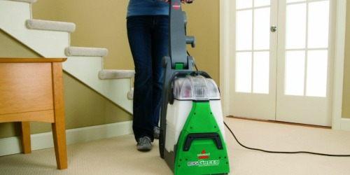 Bissell Big Green Machine Just $319 Shipped