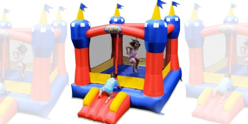 Kohl's Cardholders: Blast Zone Magic Castle Bounce House Only $238 Shipped + $40 Kohl's Cash