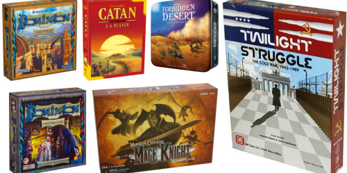 Board Games As Low As $12.17 From Walmart & Amazon