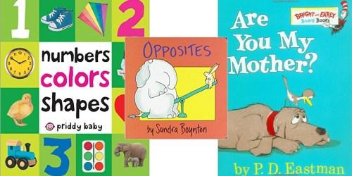 #1 Best Selling Board Books Under $3
