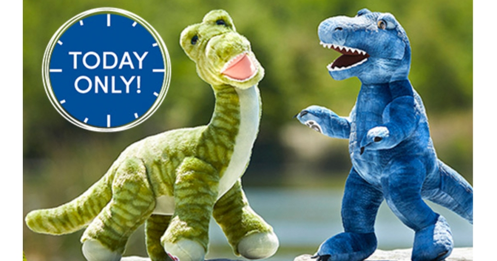 04e3ae17cdf Build-A-Bear Workshop  Make-Your-Own Dinosaurs Only  10 (Regularly ...