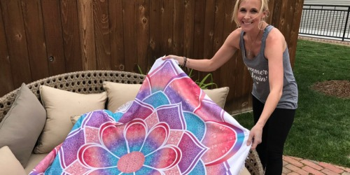 Cents of Style: Beach Blankets & Wraps Only $15.95 – $21.95 Shipped (25 Styles To Choose From)