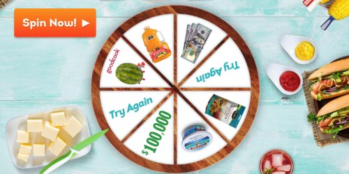 Challenge Butter Instant Win Game = 4,000+ Win Free Food Coupons & More
