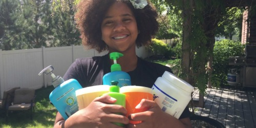 Try THIS Tuesday: Michelle's Favorite & Inexpensive Curly Hair Care Products