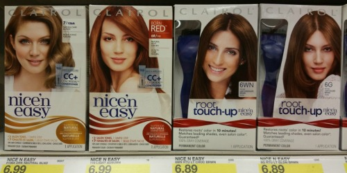 Target: Clairol Hair Color Products as Low as Just 62¢ Each