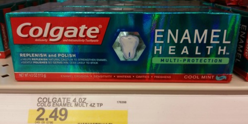 NEW Colgate Toothpaste & Mouthwash Coupons = Great Deals at Rite Aid and Target