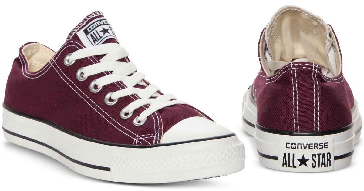 Macys Com Men S Converse Chuck Taylor Sneakers Only 15