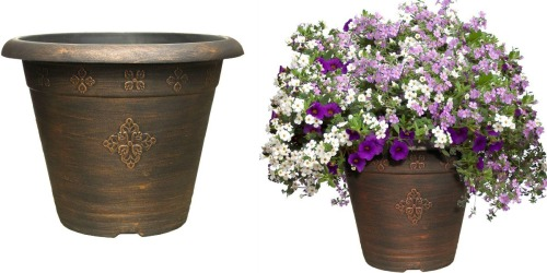 Home Depot: Copper Medley Planter ONLY $9.98