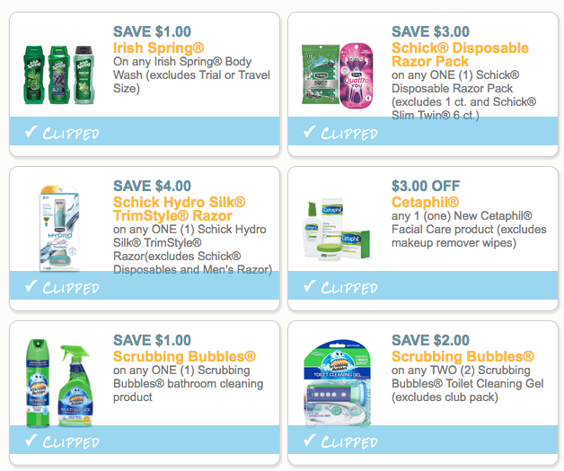 picture about Scrubbing Bubbles Printable Coupon identified as Ultimate 6 Printable Discount codes (Scrubbing Bubbles, Irish Spring