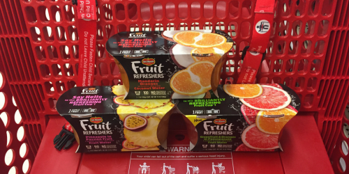 Target: Del Monte Fruit Refreshers 2-Pack Only 89¢ (Regularly $2.32)