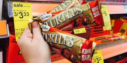 Walgreens: DeMet's Turtles Only 61¢ Each (Starting 5/21)