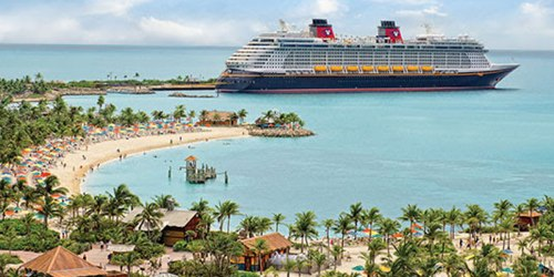 Up to 25% Off Disney Cruises For Military & Early Booking