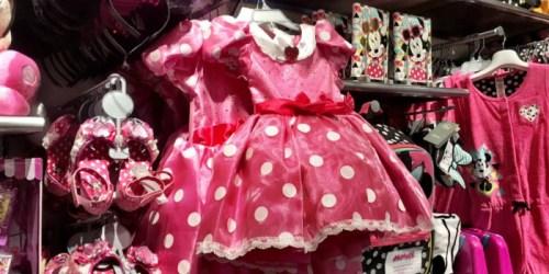 Disney Store Costumes Starting at $7.99 (Regularly $49.95)