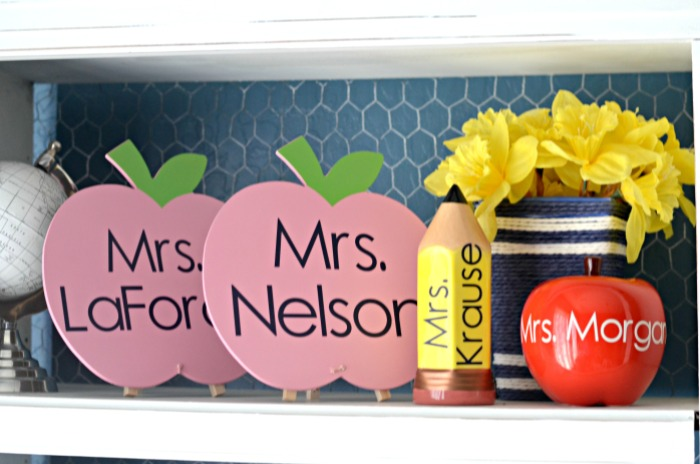 Easily Create Personalized Teacher Gifts with Your Cricut ...