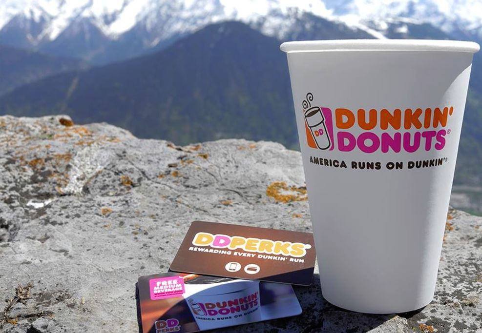 Dunkin Donuts Perks Week Score Different Daily Deals 5