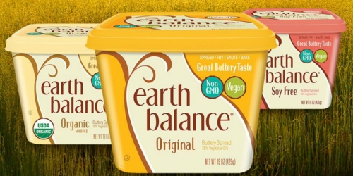 Target: Earth Balance Buttery Spread Only 92¢ After Ibotta (Regularly $3.89) & More
