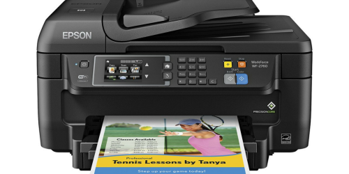 Best Buy: Epson Wireless All-In-One Printer Only $69.99 Shipped (Regularly $129.99)