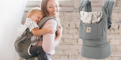 Zulily: Ergobaby 3-Position Baby Carrier Only $69.99