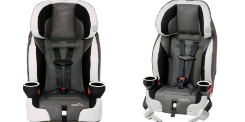 Evenflo SecureKid 2-for-1 Booster Car Seat Only $88.71 (Regularly $149.99)