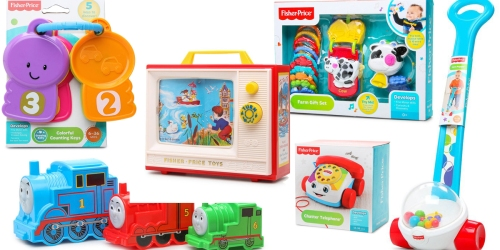 Save on Fisher Price at Hollar! Corn Popper Push Toy Only $6.50 + More Deals