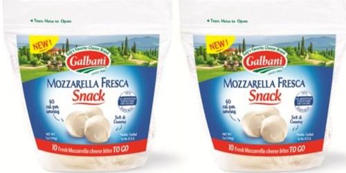 Target: Galbani Mozzarella Snack Pack Only 79¢ (Regularly $3.49)