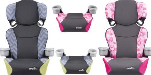 Walmart: Evenflo Booster Seats Just $29.88 (Regularly $59.97) + More
