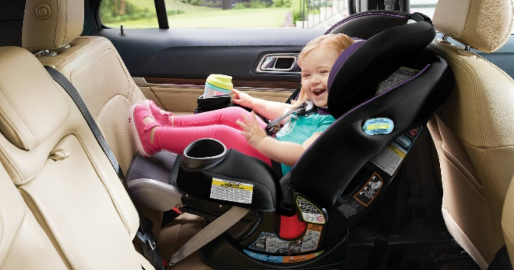 In The Market For A Car Seat This One Goes From Baby To Booster