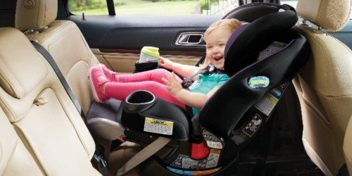 Walmart.com: Graco 4-in-1 Convertible Car Seat Only $211 Shipped (Regularly $350)