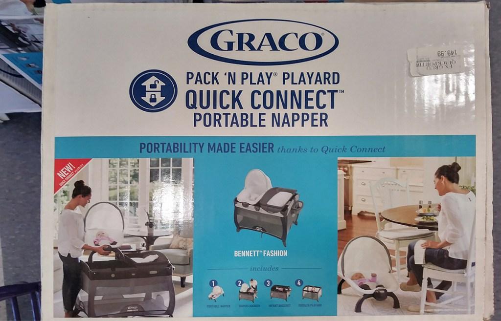 Babiesrus Free Graco Pack N Play Playard 149 Value W