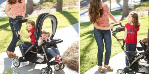 Graco Room for 2 Stand & Ride Stroller Only $95 Shipped (Regularly $150) – Perfect for 2 Kids