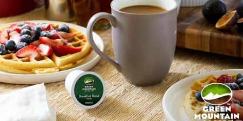 Green Mountain Coffee 72-Count K-Cups Only $23 Shipped at Amazon