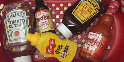 Target Shoppers! Save BIG on Condiments = Mustard Only 37¢ & MORE!