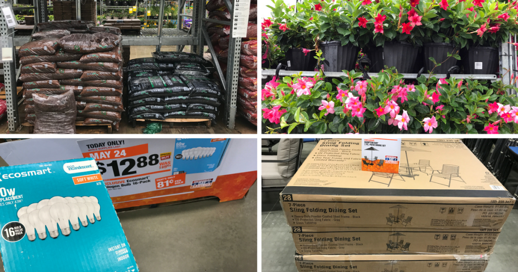 Home Depot Memorial Day Sale Hot Deals On Mulch Plants