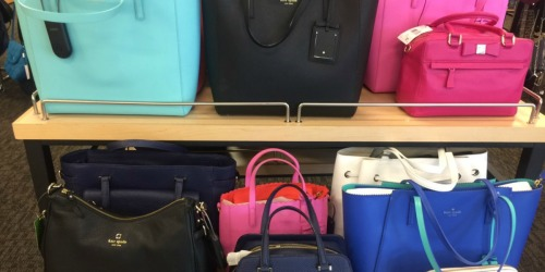 Kate Spade Deal: Jaelyn Tote $99 Shipped (Regularly $379)