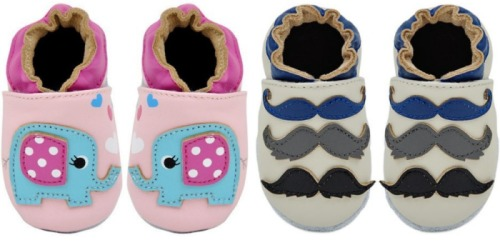 SO CUTE! Kimi + Kai Soft Sole Leather Shoes Only $11.99 Shipped (Regularly $35.99)