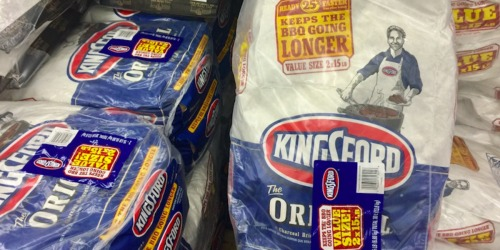 Walmart: 30 Pounds of Kingsford Charcoal ONLY $7.88 (No Coupons Needed!)