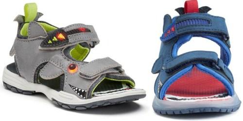 Kohl's Cardholders: Carter's Boys Light-Up Sandals Only $13.99 Shipped (Reg. $34.99)