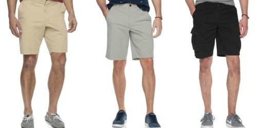 Kohl's: Men's SONOMA & Urban Pipeline Shorts Only $13.99 Shipped (Regularly $44)