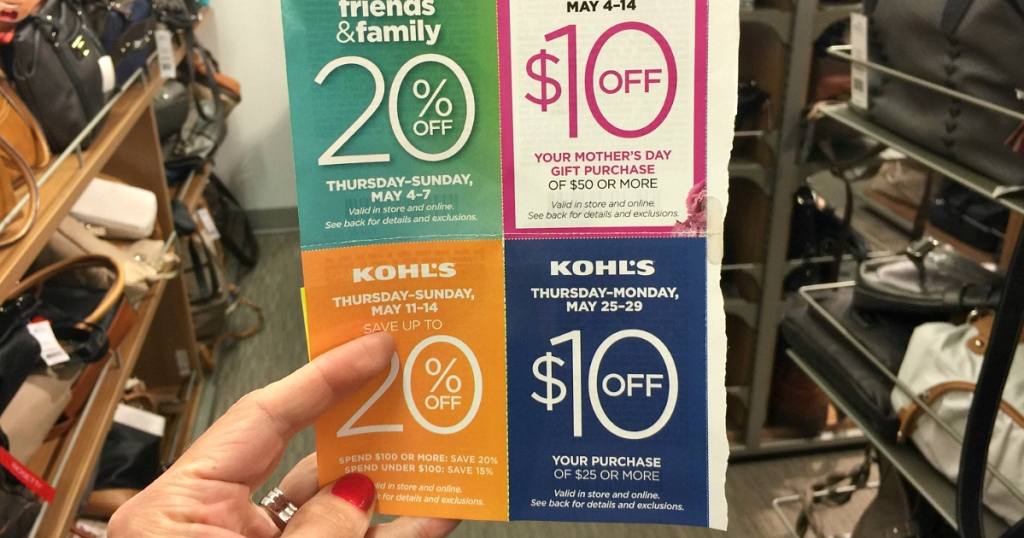 20 Tips To Score Big Savings At Kohls Hip2save