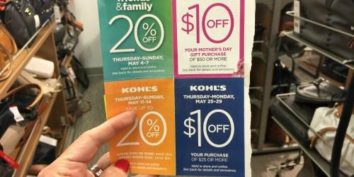 20 Tips to Score BIG Savings at Kohl's