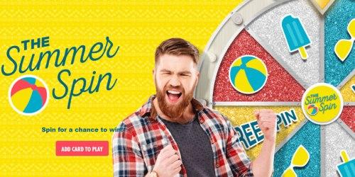 Kroger Shoppers! 70,000+ Win Free Grocery Items