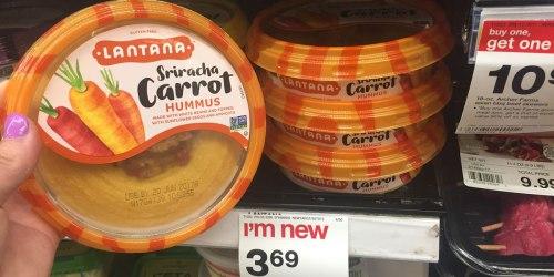 Target: 5 EASY Grocery Deals To Score Now (Lantana, Pepperidge Farm, Cheribundi & More)
