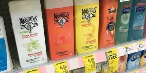 Walgreens: Le Petit Marseillais Shower Cream Just $2.99 (Regularly $6.49)