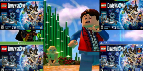 LEGO Dimensions Starter Packs Only $34.99 Or Less (Regularly $79.99)