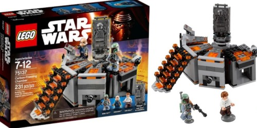 LEGO Star Wars Carbon-Freezing Chamber Set Only $17.49 (Regularly $24.99)